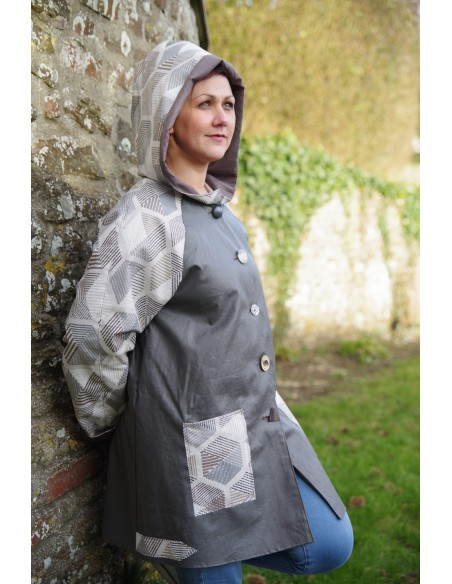 Imperméable femme Ching