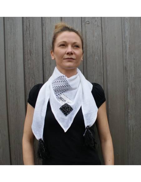 Écharpe Karma femme