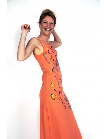 Robe Let's Dance femme