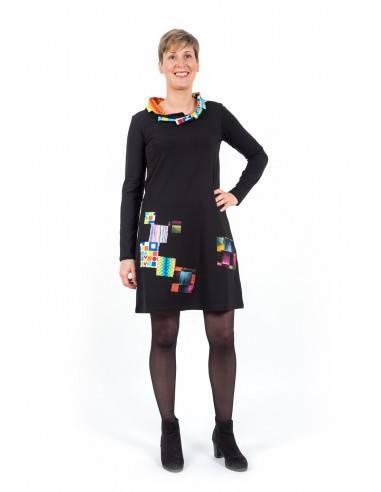 Robe Bégonia femme