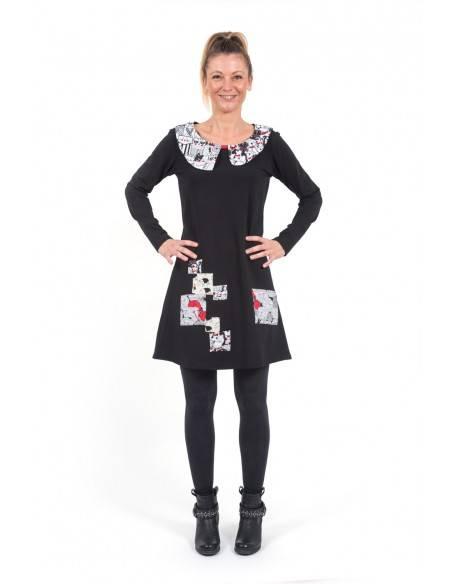 Robe Digitale femme