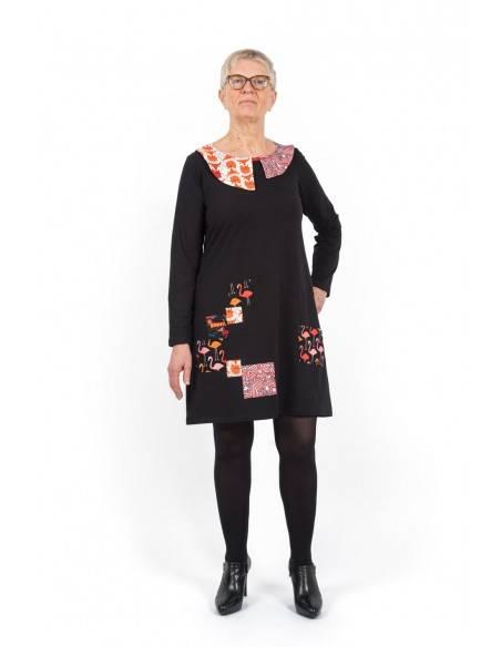 Robe Giroflée femme