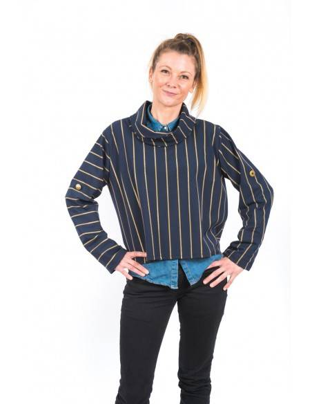 Pull Gaultheria femme