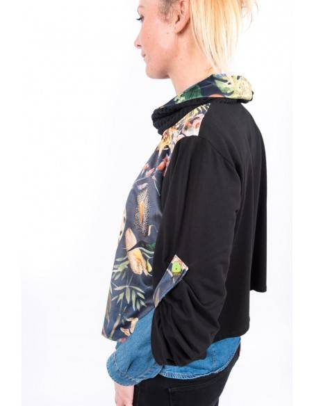Pull Laurier femme